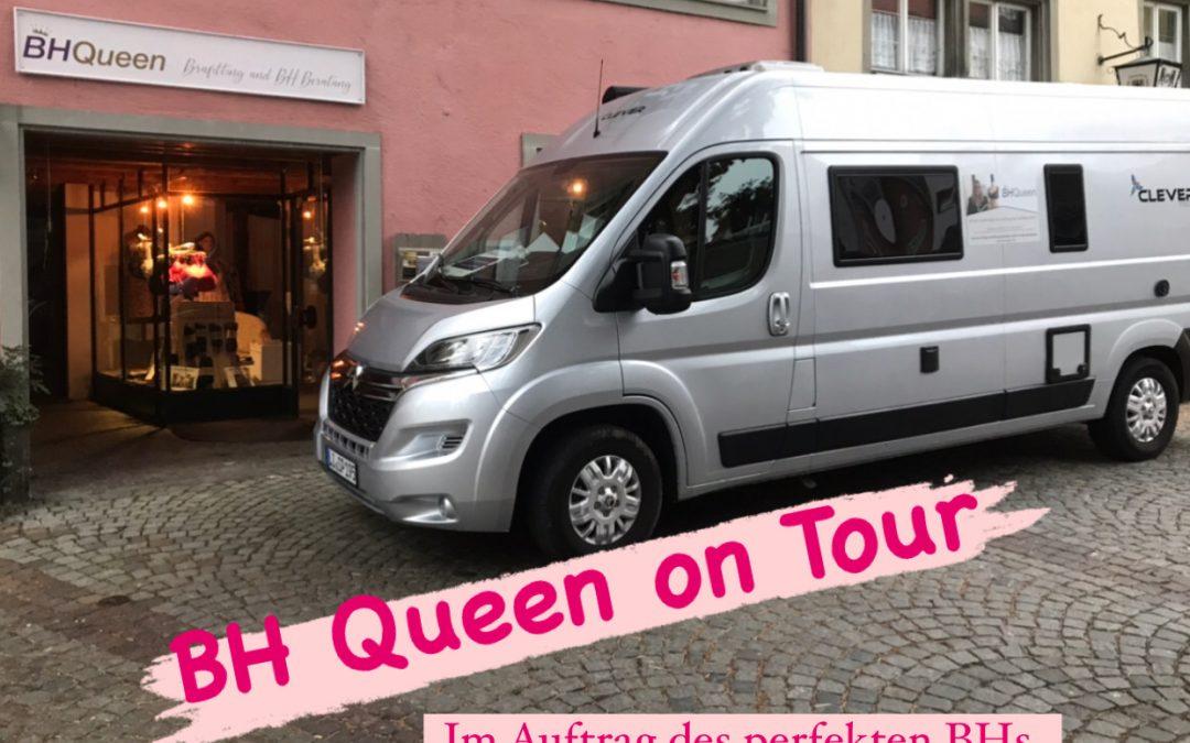 Deutschland-Tour: Mit dem Camper zu euch nachhause!